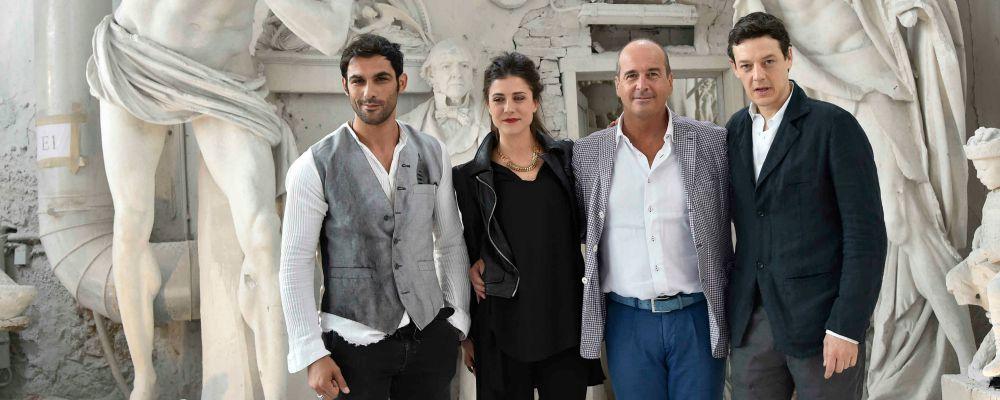 Sacrificio d'amore: su Mediaset arriva la fiction con Francesco Arca