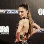 Gomorra 2, il red carpet: lo spacco hot di Denise Capezza
