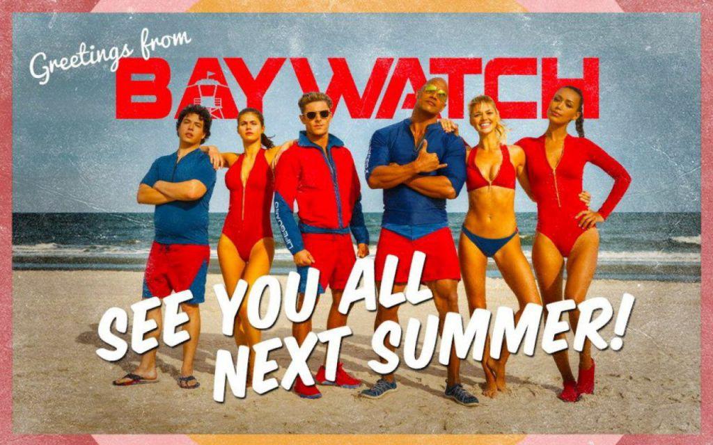Baywatch film