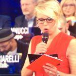 Maria De Filippi: 'Amici in continua evoluzione. Non parlo del mio contratto'