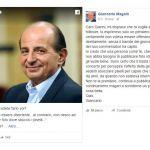 Gianfranco Magalli dopo Adriana Volpe, è scontro social con Gianni Morandi
