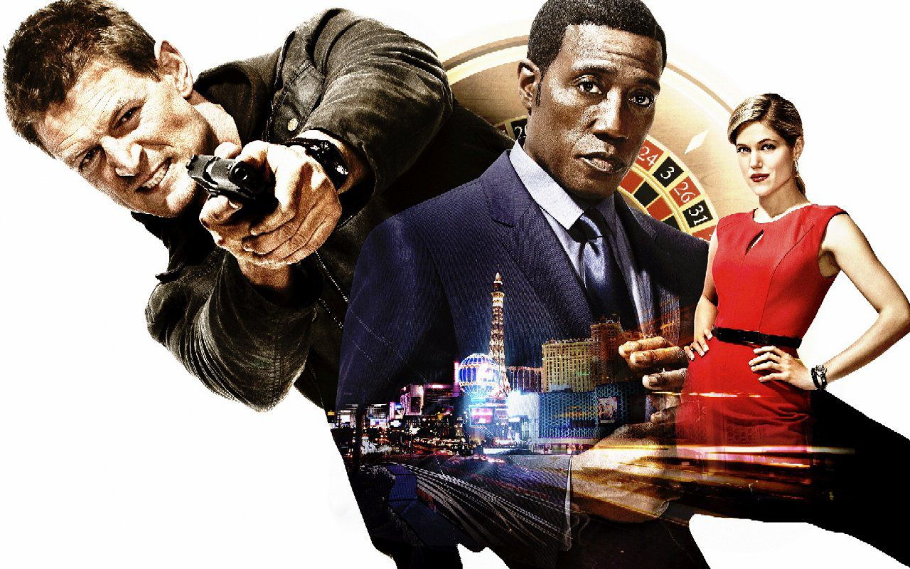 The Player, su Paramount Channel la nuova serie con Philip Winchester e Wesley Snipes