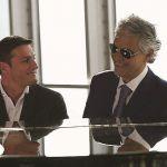 Bocelli and Zanetti Night, gala benefico su Canale 5 conduce Michelle Hunziker