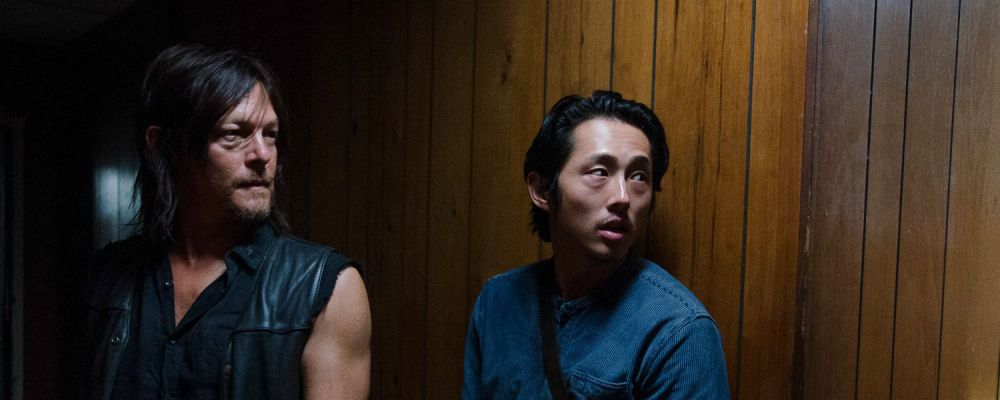 Glenn e Daryl di The Walking Dead (forse) ancora vivi, Prison Break torna nel 2017