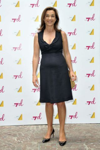 Daria Bignardi, cambio di look