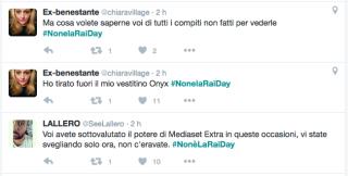 #NonelaRaiDay: twitter celebra i 25 anni del programma che lanciò Ambra Angiolini