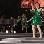 Laura Pausini, su Canale 5 la tappa milanese del Simili European Tour