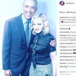 Madonna grazie a Jimmy Fallon incontra Barack Obama al Tonight Show