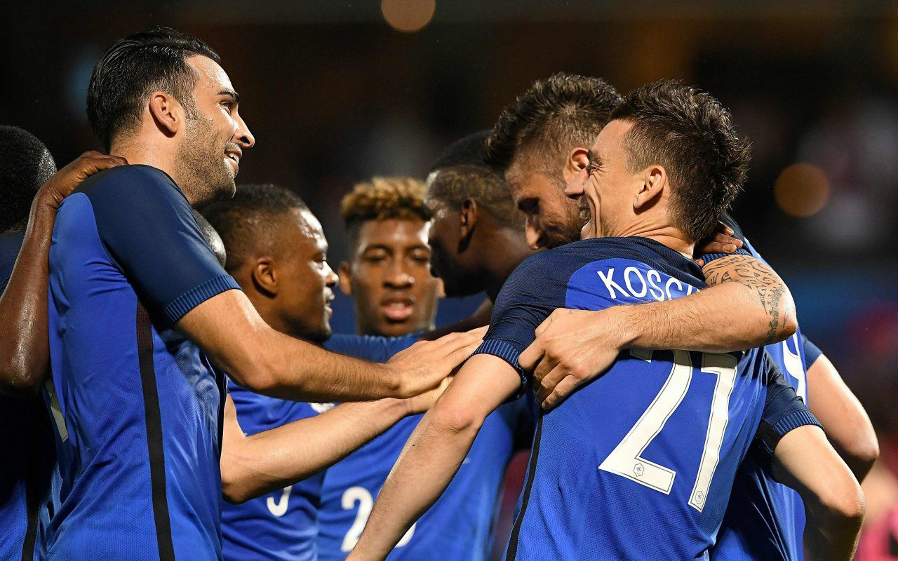 Francia – Islanda, la rivelazione del torneo a caccia del miracolo