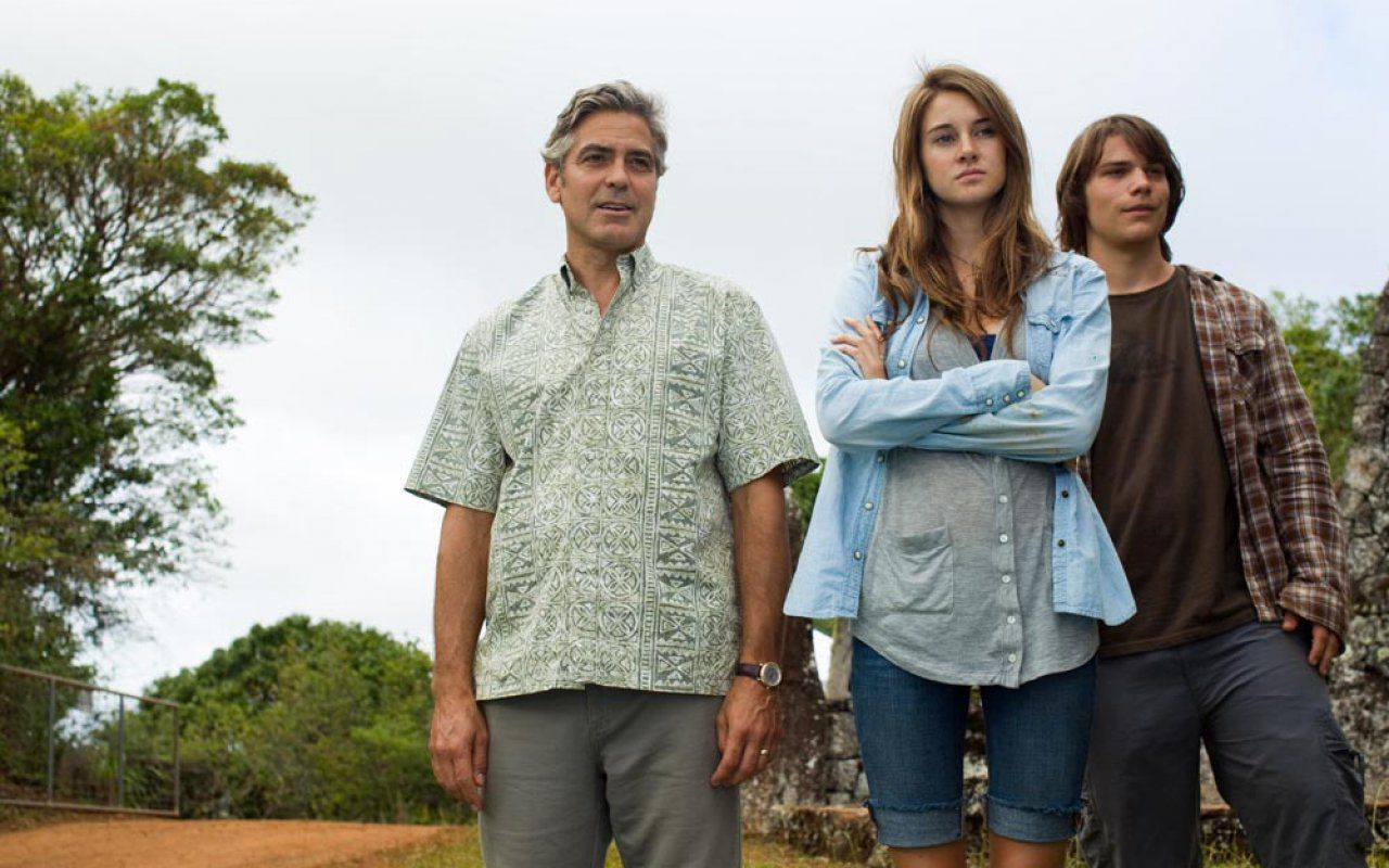 Paradiso amaro: cast, trama e curiosità del film con George Clooney padre e marito redento