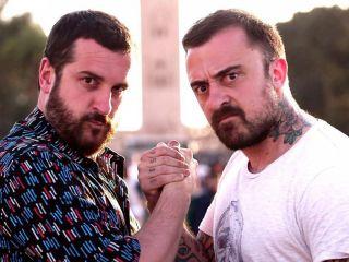 Il Ricco e il Povero incorona la nuova coppia della tv: Costantino Della Gherardesca e Chef Rubio