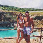 Graziano Pellè e Vicky Varga: una coppia bellissima