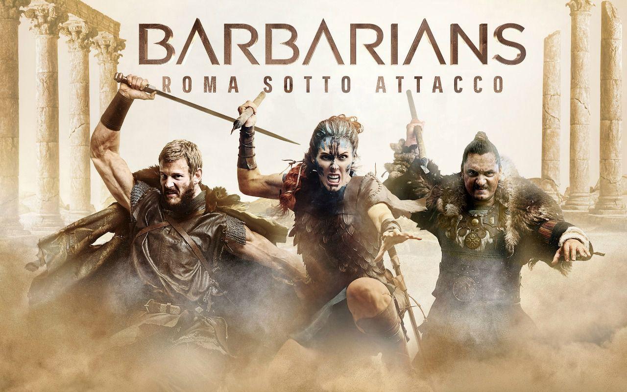 Barbarians, Roma sotto attacco: il 26 luglio su History l'episodio su Attila e Genserico