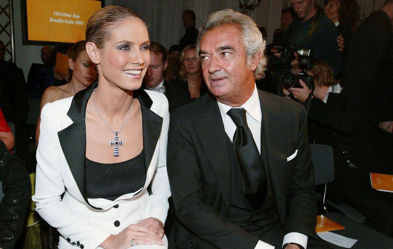 Flavio Briatore: 'Leni, la bimba mia e di Heidi Klum, ora è figlia di Seal'