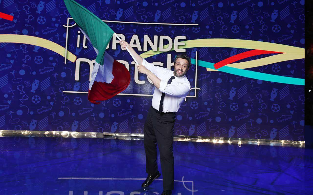 Il grande match, dopo Germania-Italia con Flavio Insinna