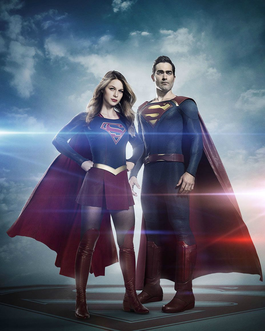 Superman_Supergirl