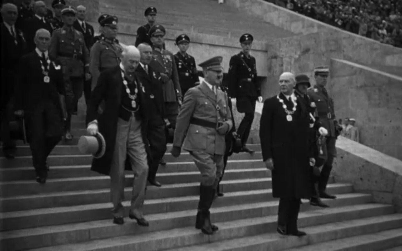 Le Olimpiadi Naziste: 80 anni dopo l'evento internazionale