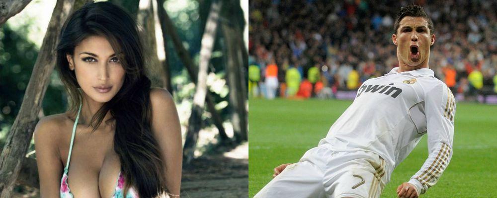 Image result for Cristiano Ronaldo & Cristina Buccino