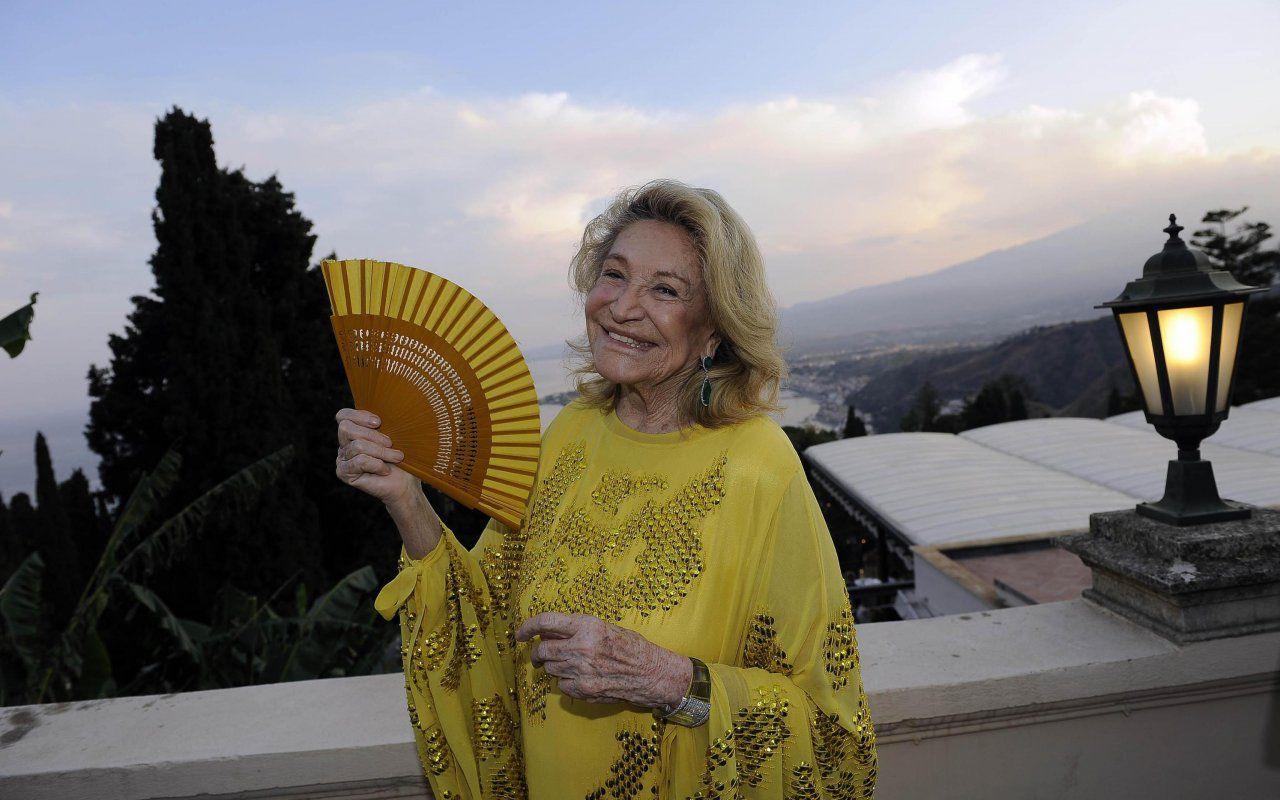 E' morta Marta Marzotto, il saluto della nipote Beatrice Borromeo: 'Ciao nonita mia'