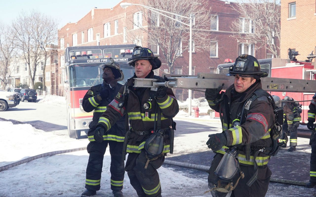 Chicago Fire, i nuovi episodi della terza stagione su Italia1