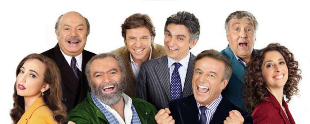 Ascolti tv, vince il film 'Buona giornata' su Canale 5