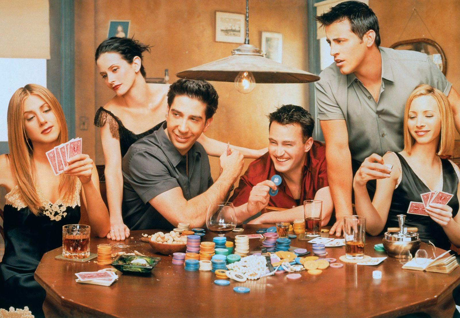 Friends_Cast_Poker