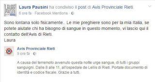 Terremoto in Centro Italia, da Jovanotti a Gianni Morandi i Vip si mobilitano