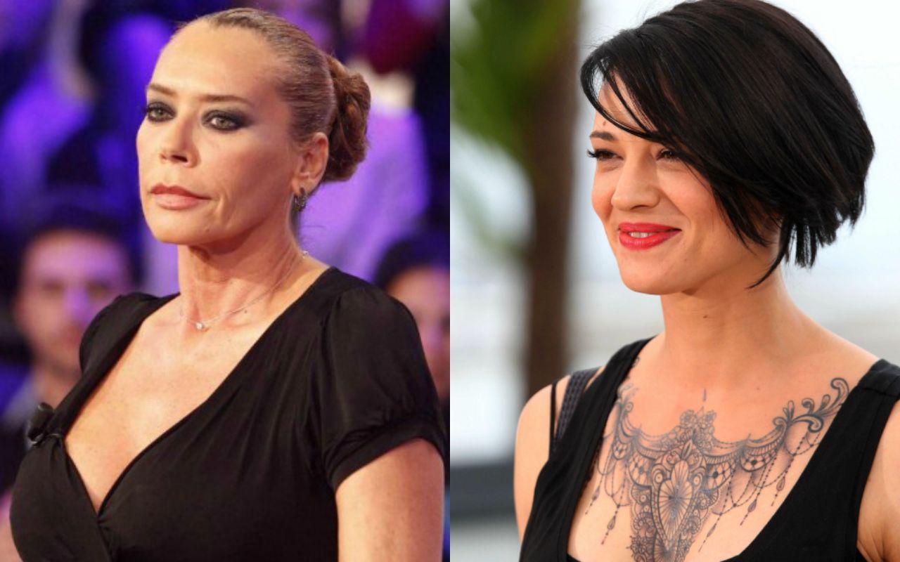 Amore Criminale, Barbara De Rossi sostituita da Asia Argento ma attacca: 'Non è adatta'