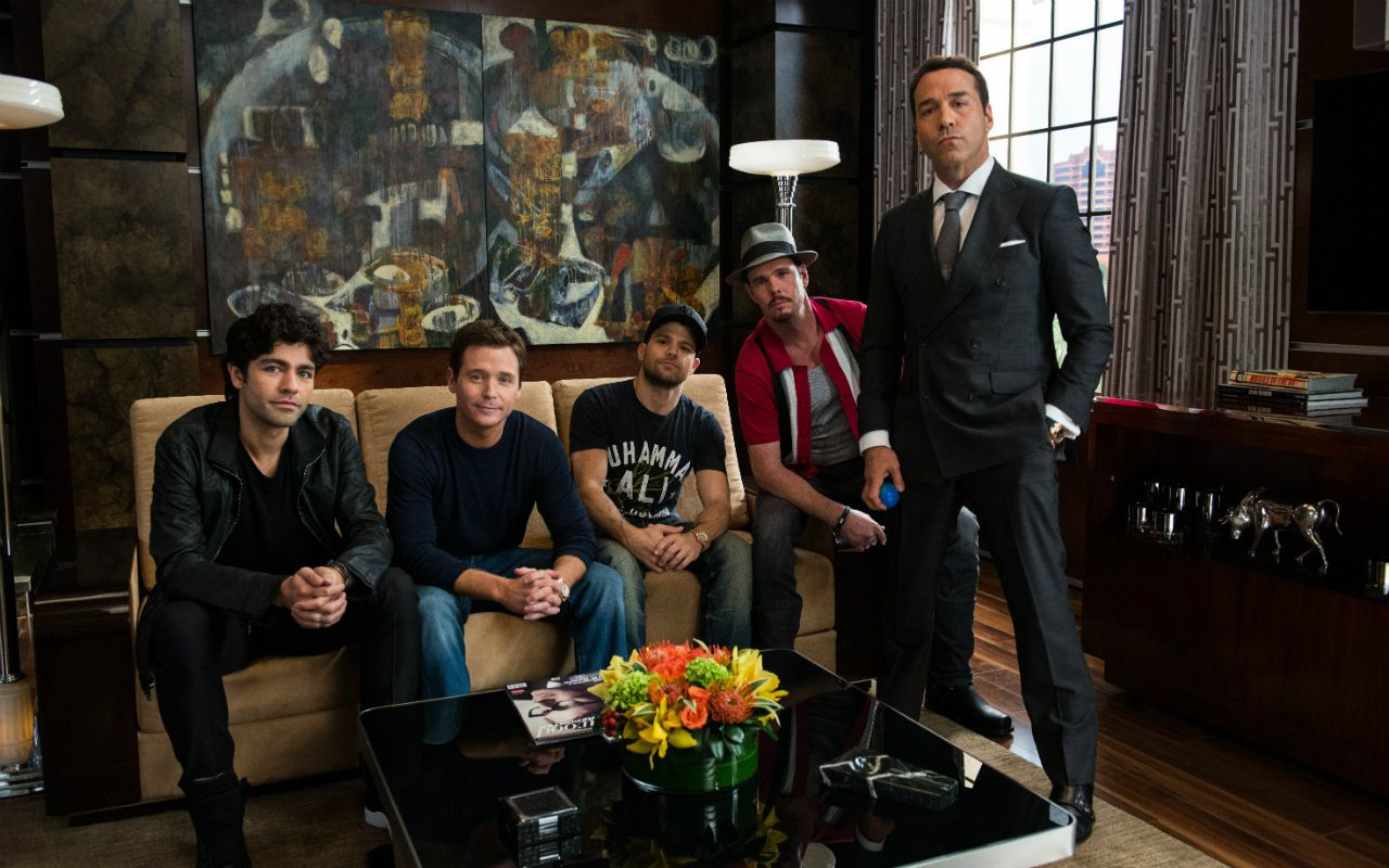 Entourage, in prima su Premium Cinema il film tratto dalla pluripremiata serie tv
