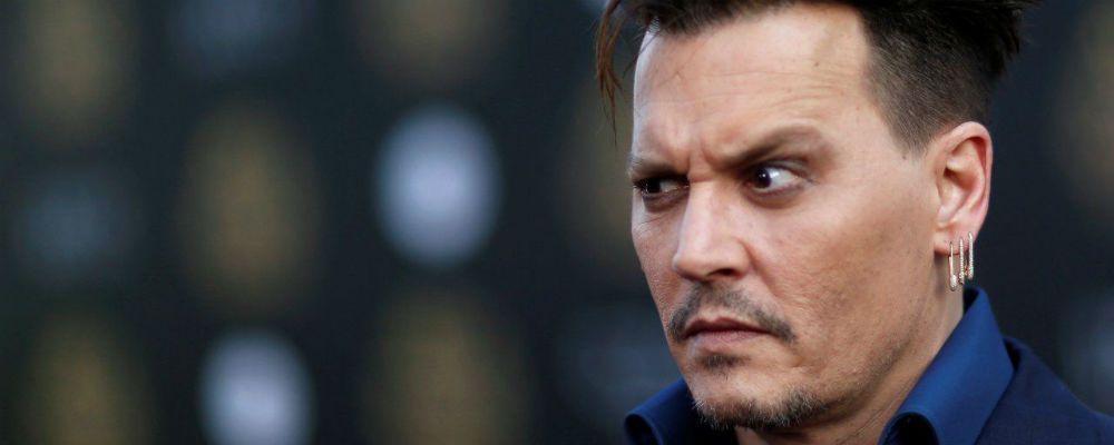 Animali Fantastici e dove trovarli, per Johnny Depp il ruolo del mago oscuro Gellert Grindelwald
