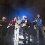 Pooh - L'ultima notte insieme: il concerto dei 50 anni della band su Canale 5