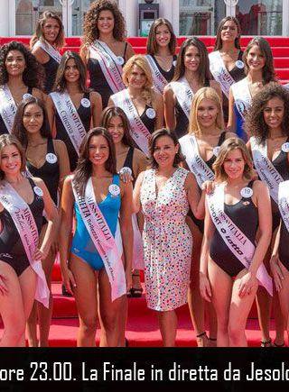 Miss Italia 2016, le 40 finaliste