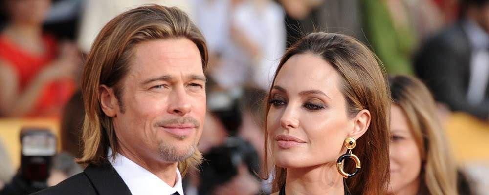 Divorzio tra Angelina Jolie e Brad Pitt, l'attore lotterà per la custodia dei figli