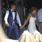 Matrimonio Tania Cagnotto, nozze blindate con il suo Stefano Parolin