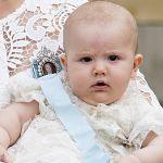 Ecco Alexander, piccolo principe di Svezia