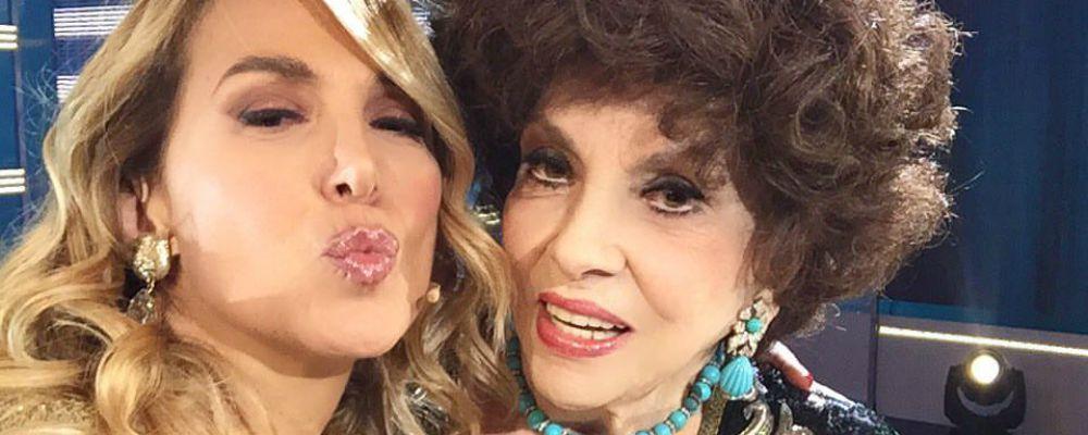 Gina Lollobrigida sta meglio, la conferma a Pomeriggio Cinque