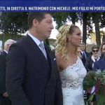 Annalisa Minetti, matrimonio in diretta a Domenica Live