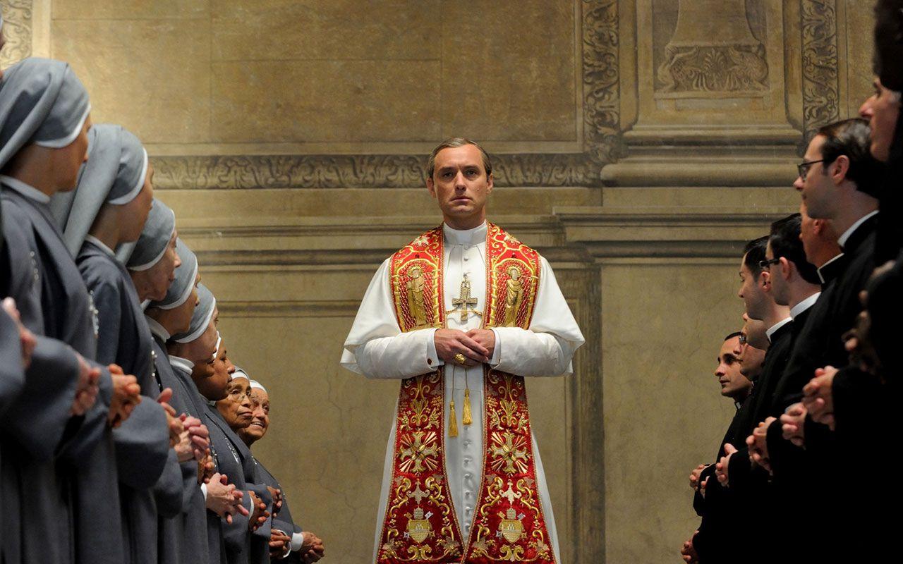 The Young Pope, miglior debutto di sempre per una serie tv