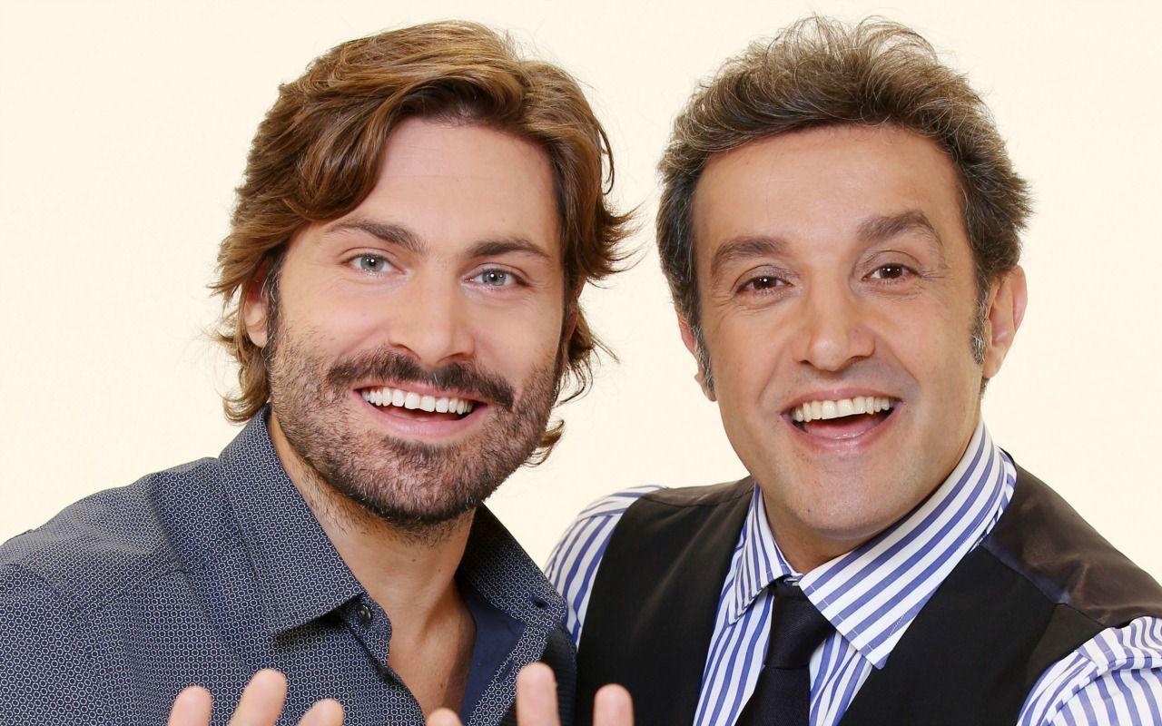 Gigi Proietti e Gianna Nannini nella terza puntata di 'Dieci cose'