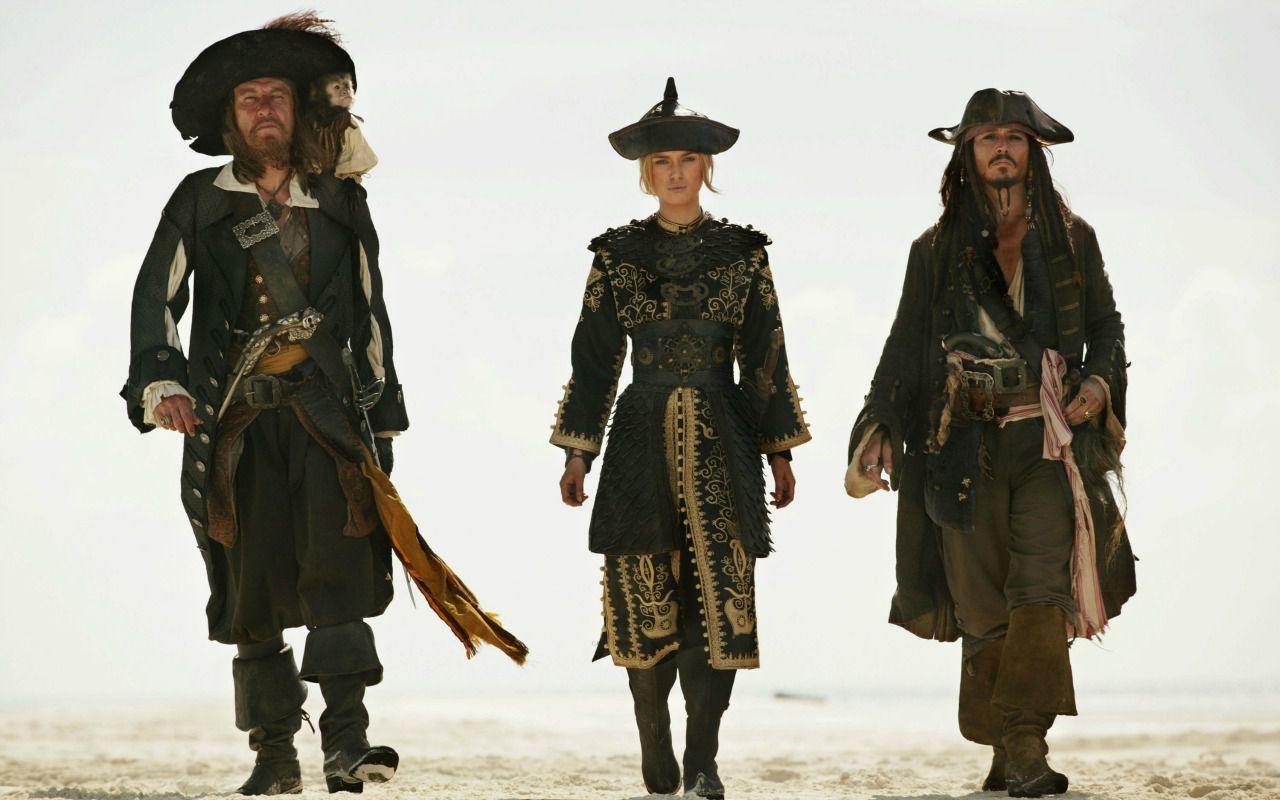 Pirati dei Caraibi, ai confini del mondo: il terzo capitolo in tv