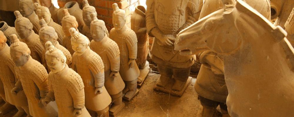 Cina: I segreti della tomba, lo speciale sui contatti tra Cina e occidente