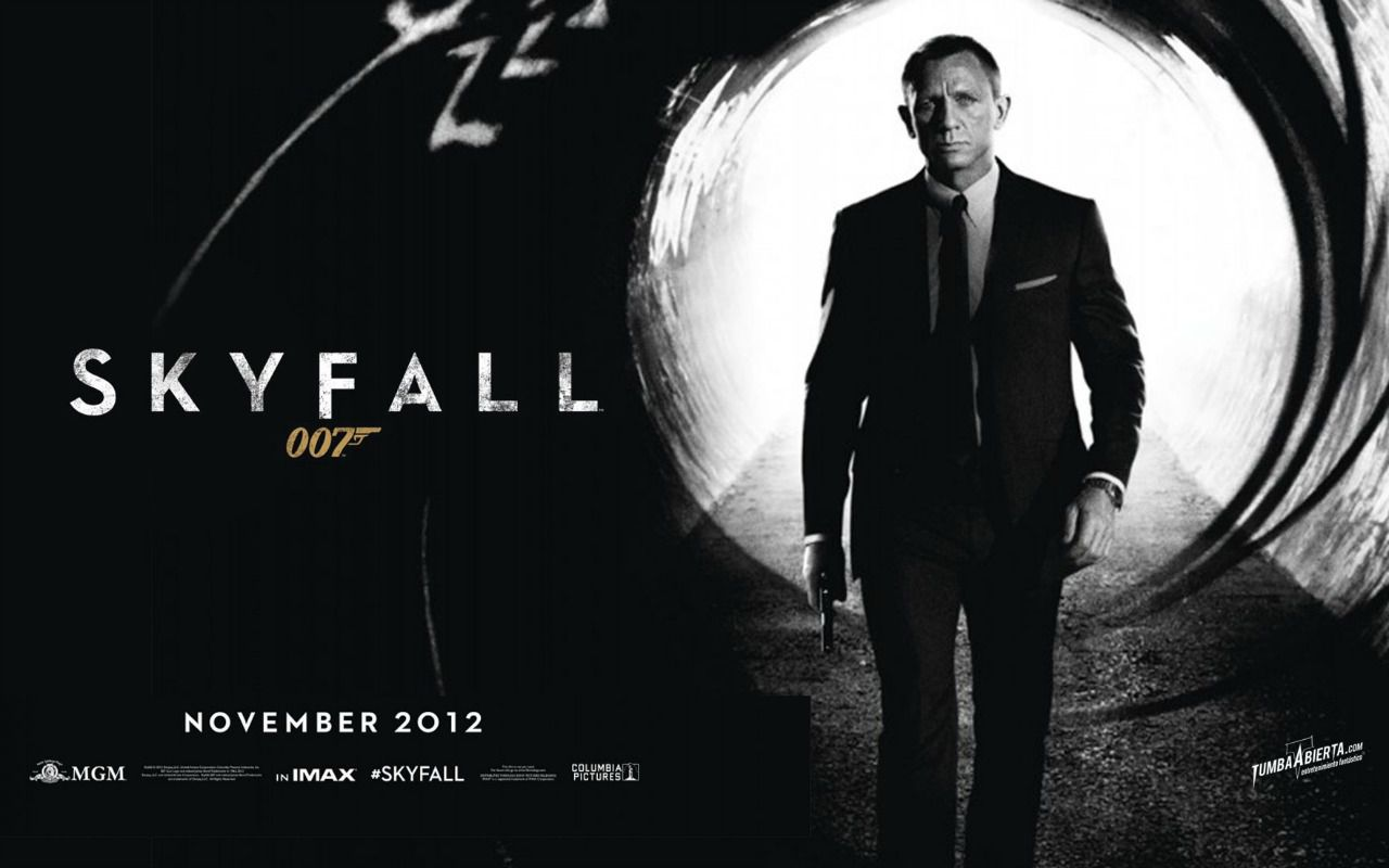 Skyfall, l'agente segreto James Bond arriva in tv