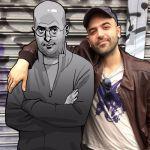Graphic Novel per Roberto Saviano con Asaf Hanuka alle matite
