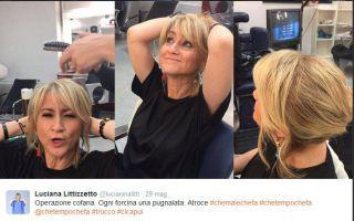 Luciana Littizzetto, il suo buongiorno lascia il segno