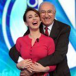 Chiara Francini lascia Domenica In: ecco perché