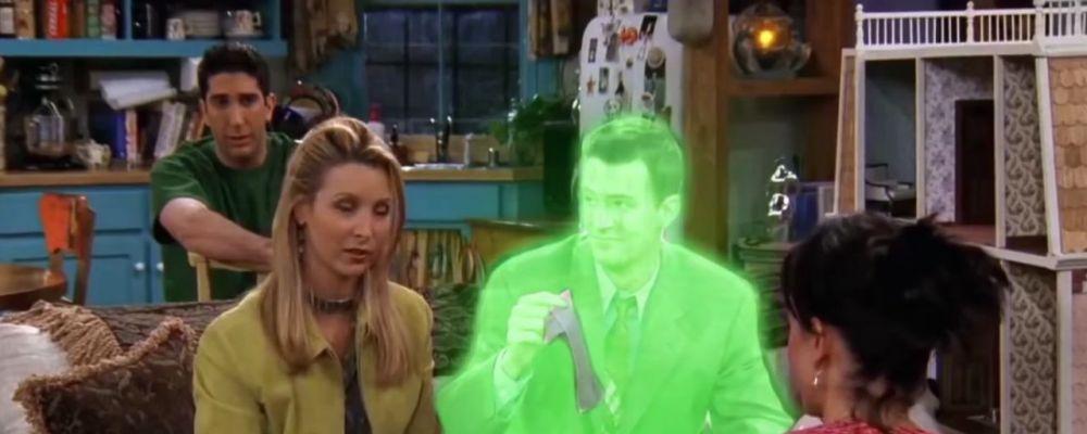 Friends, il finale shock mai andato in onda: Chandler muore