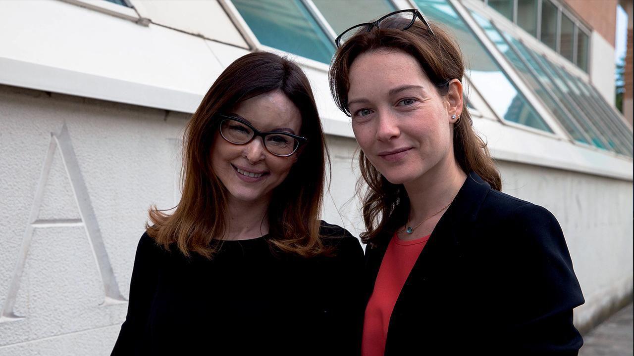 Io ci sono, su Rai1 la storia di Lucia Annibali con Cristiana Capotondi