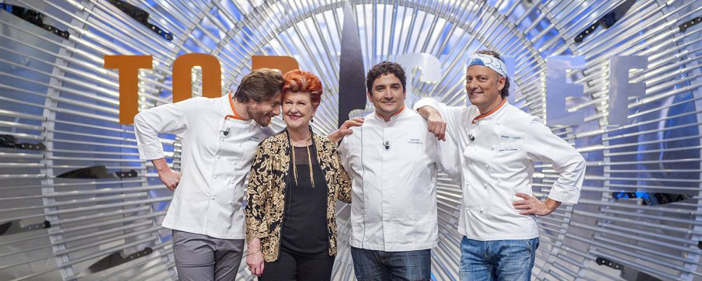 Ascolti tv, vince Un boss in salotto e sui social bene Top Chef Italia