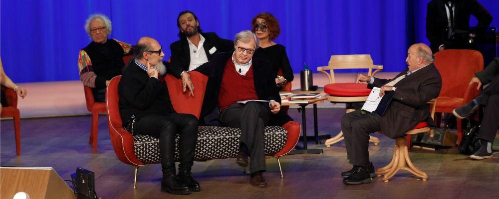Maurizio Costanzo Show con Ivana Trump, Tina e Giorgio di Uomini e donne