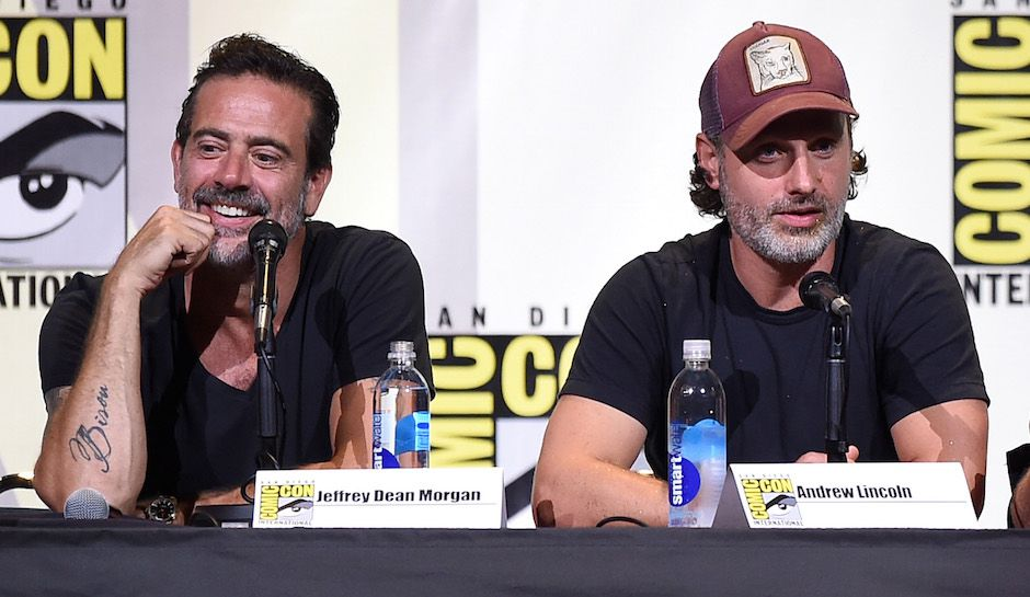 "Comic-Con International 2016 - AMC's ""The Walking Dead"" Panel"